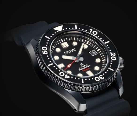Seiko Prospex Black Series Limited Edition