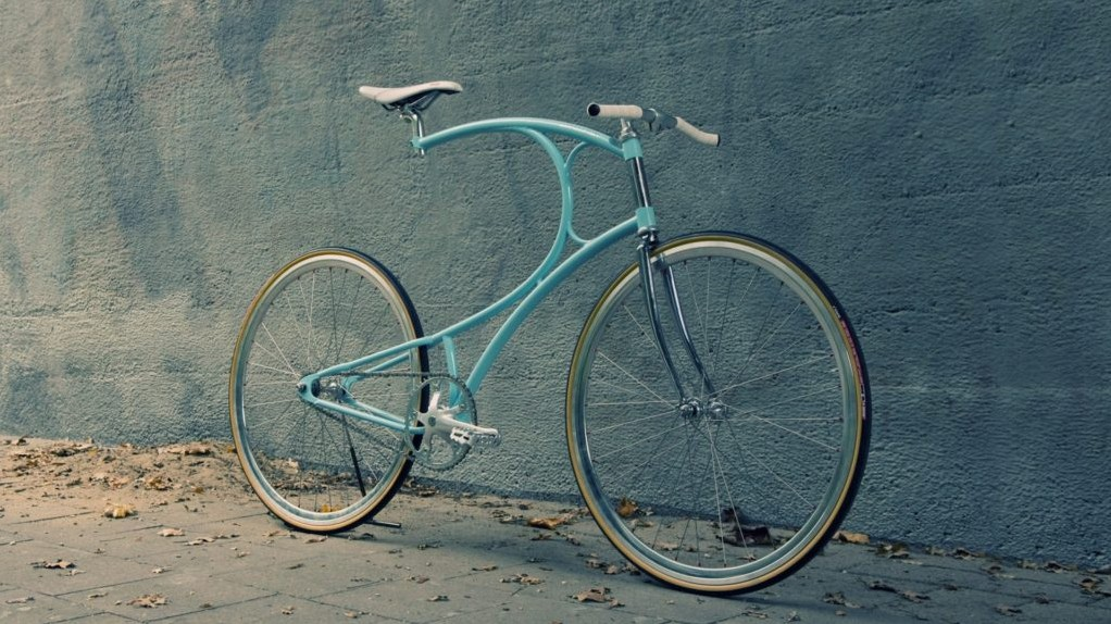 Cyclone Bicycle by Vanhulsteijn