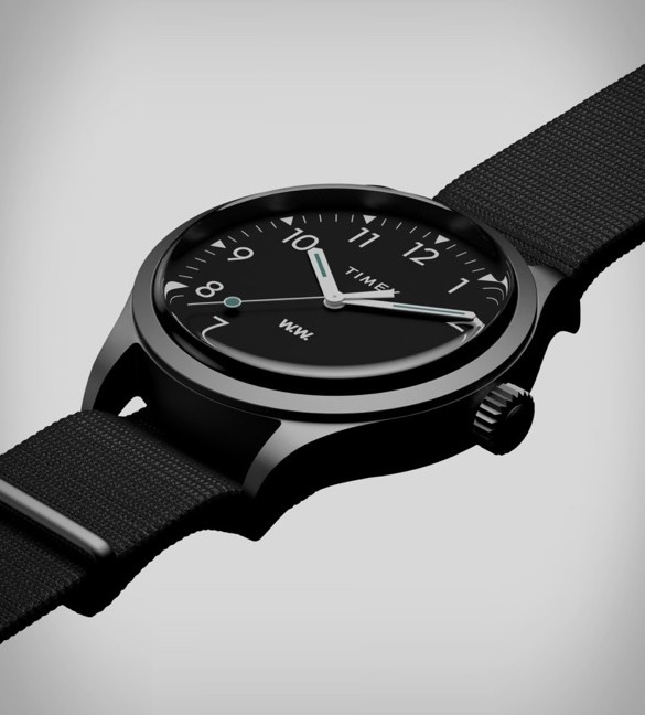 Timex x Wood Wood Watch