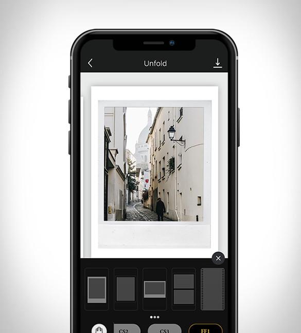 Unfold Stories App