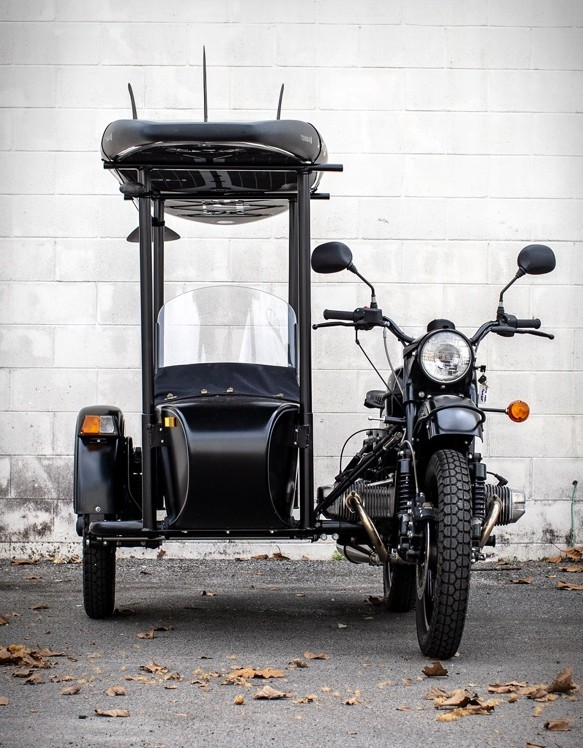 Win this Ural Motorcycle and SUP